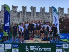Rollski-Weltcups Monte Bondone, Trento und Val die Fiemme, 12.09.-15.09.2019