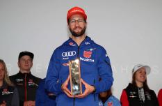 Markus Eisenbichler, DSV-Skisportler des Jahres 2019
