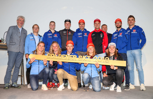 Goldener Ski 2019