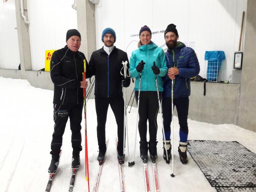 10 Jahre Übungsleiterausbildung DSV nordic aktiv Ausbildungszentrum Skiverband Rheinland e.V.