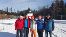 Deutschlandpokal im Hohenzollern Skistadion, Arber