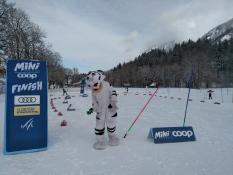 Skitty, Weltcup Oberstdorf 2020