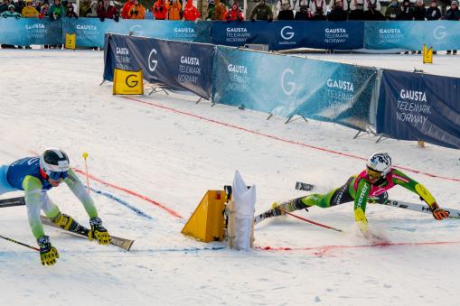 Jonas Schmidt, Parallel-Sprint, Rjukan 2020