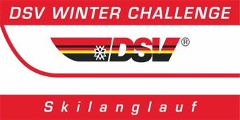 Logo DSV Winter Challenge Langlauf