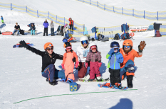 Snowboard, Kids