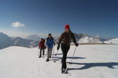 Nordic Snowshoeing