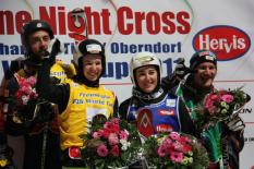 Ski-Cross-Weltcup in St. Johann 2011