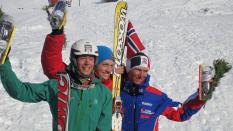 FIS Junioren-WM Telemark in Hafjell (NOR) 2011