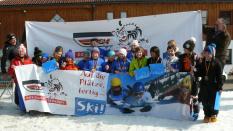 Schulsportwettkämpfe in der Grundschule 2011: Nordischer Vielseitigkeitswettbewerb