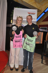 Siegerehrung DSV Skilanglaufserie 2011