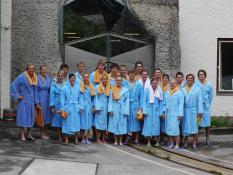 Europacup-Team zu Gast in Österreich