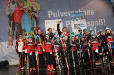 DSV Schulsportkonzept beim WC in Düsseldorf