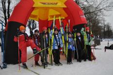 DSV Schulsportkonzept beim FIS Snow Kids Event
