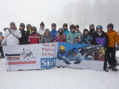 Wintersportaktionstag der Werner-von-Siemens-Schule Cham