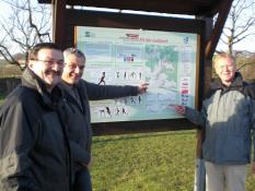 DSV nordic aktiv Walking Zentrum im Naturpark Neckartal-Odenwald