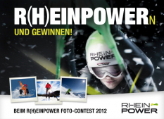 Rheinpower Fotocontest Logo