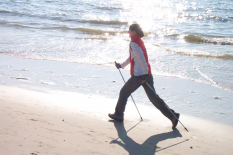 Nordic Walking Park Sylt