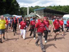 Lauf- und Nordic Walking-Tag Viersen