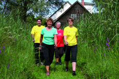 DSV nordic aktiv Walking Region Lippe