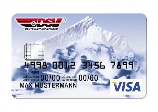 DSV-VISA-Card