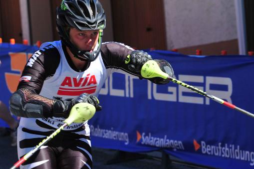 Ski-Inline Weltmeisterschaften 2012, Cham