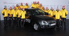 Nordische Kombination: DSV-Team 2012/2013