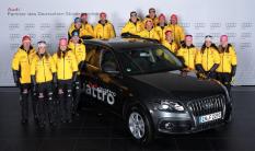 Skilanglauf: DSV-Team 2012/2013
