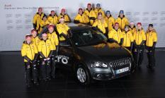 Biathlon: DSV-Teams 2012/2013